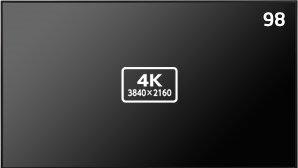 98型大画面4K液晶ディスプレイ NECディスプレイソリューションズ MultiSync LCD-V984Q 他社より安くします!