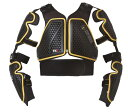 【あす楽】【CE規格】EX-Kハーネス・アドベンチャー フォースフィールド プロテクター【脊髄】【胸部】【肩】【肘】【全部位CE規格LEVEL2】