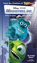 【中古】Monsters Inc VHS