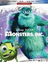 【中古】Monsters Inc. Blu-ray