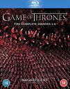 【中古】Game of Thrones - Season 1 - 4 / ゲーム オブ スーロンズ シーズン 1 - 4 Blu-ray Import