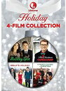 【中古】Lifetime Holiday 4-Film Collection [DVD] [Import]