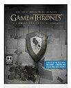 【中古】Game of Thrones: The Complete Fourth Season Blu-ray
