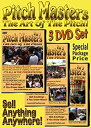 【中古】Complete 3 DVD Set: The Pitch Masters - 'Art of the Pitch' Features Many Many Pitchmen From All Across North America - And the World!!