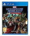 【中古】Marvel's Guardians of the Galaxy: The Telltale Series (PS4) (輸入版)