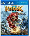 【中古】Knack 2 (輸入版:北米) - PS4