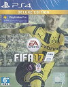 【中古】FIFA 17 Deluxe Edition (輸入版:アジア) - PS4