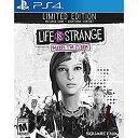 【中古】Life is Strange Before the Storm Limited Edition PlayStation 4 人生は嵐の前に奇妙ですリミテッドエディションプレイステーション4北米英語