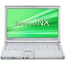 【中古】パナソニック Let`s note CF-NX2ADHCS Windows7 Pro 32bit Corei5 4GB 250GB 無線LAN IEEE802.11a/b/g/n Bluetooth 56kモデム 12.1型ワイド液晶