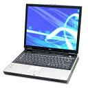 【中古】中古ノートパソコン NEC VersaPro PC-VY21A/W 2GBメモリ SXGA+ DVDマルチ Windows7