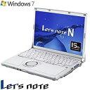 【中古】Letsnote CF-N10Eシリーズ CF-N10EYADR