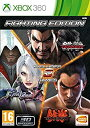 【中古】Fighting Edition: Tekken 6 / Tekken Tag Tournament 2 / Soul Calibur V (Xbox 360) (輸入版)