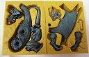 【中古】マテル 遊戯王 フィギュア 竜騎士ブラック マジシャン ガール 単品 並行輸入品