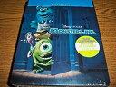 【中古】Monsters Inc. Blu-ray/DVD Combo SteelBook