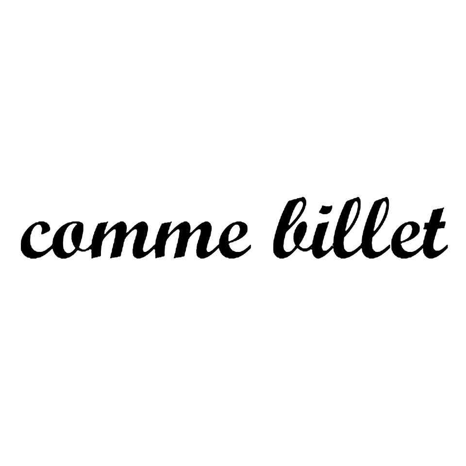 comme billet<コムビエ>