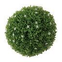 ショッピング置物 送料無料 ボールフェイクグリーン 人工観葉植物 人工植物 造花 置物 室内 装飾 インテリア おしゃれ