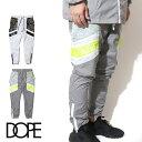 【40%OFF】 DOPE ドープ ボトムス ナイロン ジョガー パンツ セットアップ ジョガーパンツ メンズ ブラック グレー 迷彩 B系 ストリート系 大きいサイズ XXL 2XL 3L ファッション 服 おしゃれ かっこいい 人気 ブランド RELAY JOGGERS dope couture