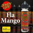 【E-リキッド】DEMON / Fla Mango 【60ml】