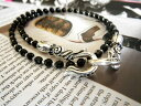 It is 925 onyx necklace onyx necklace entertainer purveyance for the government (EXILE/  / storm) men's accessories necklace silver silver silver silver925 free shipping  Silver end parts chain [] 50% of slightly good thing off [60cm]