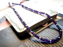 925 natural stone chain  cut amethyst &amp;amp;Silver connection chain [40cm] amethyst necklace amethyst necklace amethyst entertainer purveyance for the government men gap Dis accessories necklace silver silver silver silver925 free shipping 10P06may13 belonging to