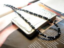 925 natural stone chain  cut onyx &amp;amp;Silver connection chain [40cm] onyx necklace onyx necklace entertainer purveyance for the government (EXILE/  / storm) men's accessories necklace silver silver silver silver925 free shipping 10P06may13 belonging to