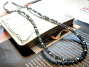 925 natural stone chain  cut labradorite &amp;amp;Silver connection chain [40cm] labradorite necklace labradorite necklace entertainer purveyance for the government men gap Dis accessories necklace silver silver silver silver925 free shipping 10P06may13 belonging to
