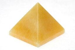【置き石】ピラミッド型 約35mm アラゴナイト (1個)※DM便・ネコポス不可※ 【パワーストーン 天然石 アクセサリー】