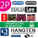 ボクサーパンツ OUTDOOR BENETTON Lee H...