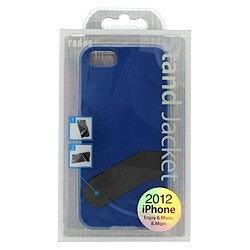 ラディウス Stand Jacket for iPhone 5 model RK-PU96