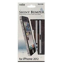 ラディウス SHINY BUMPER for iPhone 5 model RK-FS91
