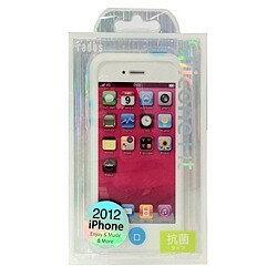 ラディウス Silicone Fit for iPhone 5 model RK-SC92