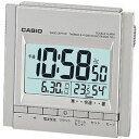 カシオ計算機(CASIO) 電波置き時計 チタニウムシルバー(DQD-705J-8JF) 目安在庫=△