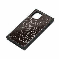 PGA iPhone 11 Pro用 ガラスハイブリッドケース [ロゴ
