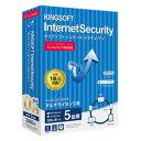 キングソフト KINGSOFT InternetSecurity 5台版(対応OS:その他)(KIS-17-PC05) 目安在庫=△