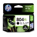日本HP HP 804XL インクカートリッジ 黒(増量) T6N12AA 目安在庫=○