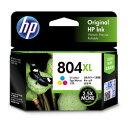 日本HP HP 804XL インクカートリッジ カラー(増量) T6N11AA 目安在庫=○