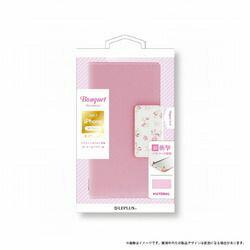 LEPLUS iPhone 8/7 フラワーブックケース「Bouquet」