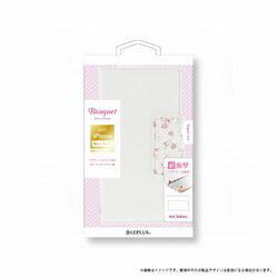 LEPLUS iPhone XS/X フラワーブックケース「Bouquet」