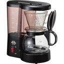KALITA (カリタ) コーヒーメーカー ブラック(ET-102) 取り寄せ商品