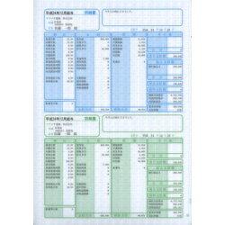 ソリマチ SR230 給与・賞与明細書(明細タテ型)500枚入(対応OS:その他) メーカー在庫品