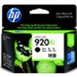 純正品 HP HP920XLインクカートリッジ 黒 増量 CD975AA (CD975AA) 目安在庫=○
