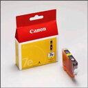 純正品 Canon キャノン BCI-7eY イエロー インクタンク (0367B001) 目安在庫=○