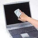 【P5S】サンワサプライ CD-CC23BL ディスプレイクリーニングパッド(CD-CC23BL) メーカー在庫品[メール便対象商品]