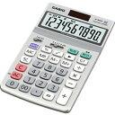 カシオ計算機 カシオ 電卓 10桁 ジャストタイプ グリーン購入法適合 JF-100GT-N メーカー在庫品[メール便対象商品]