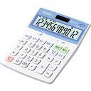 カシオ計算機 カシオ 電卓 12桁 デスクタイプ 抗菌電卓 DW-122CL-N メーカー在庫品