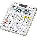 カシオ計算機 カシオ 電卓 12桁 ミニジャストサイズ MJ-120W-N メーカー在庫品[メール便対象商品]