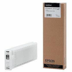 純正品 EPSON (エプソン) SC1MB70 Sure Color用 インクカートリッジ/700ml(マットブラック) (SC1MB70) 目安在庫=△
