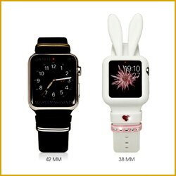 Apple Watch 38 mm ケース Bling My Thing Honey Bunny Bumper シリコンケース created with Swarovski Crystals for Apple Watch 38 mm 【国内正規品】 国内正規品証明書 付