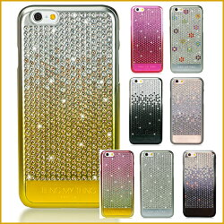 iPhone6s Plus / iPhone6 Plus ケース Bling My Thing Cascade ハードケース created with Swarovski Crystals for Apple iPhone 6s Plus / iPhone 6 Plus 5.5 インチ 【国内正規品】 国内正規品証明書 付