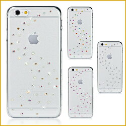 iPhone6s / iPhone6 ケース Bling My Thing Milky Way クリアケース created with Swarovski Crystals for Apple iPhone 6s / iPhone 6 4.7 インチ 【国内正規品】 国内正規品証明書 付